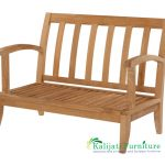 Hampton Bench 2 Seater