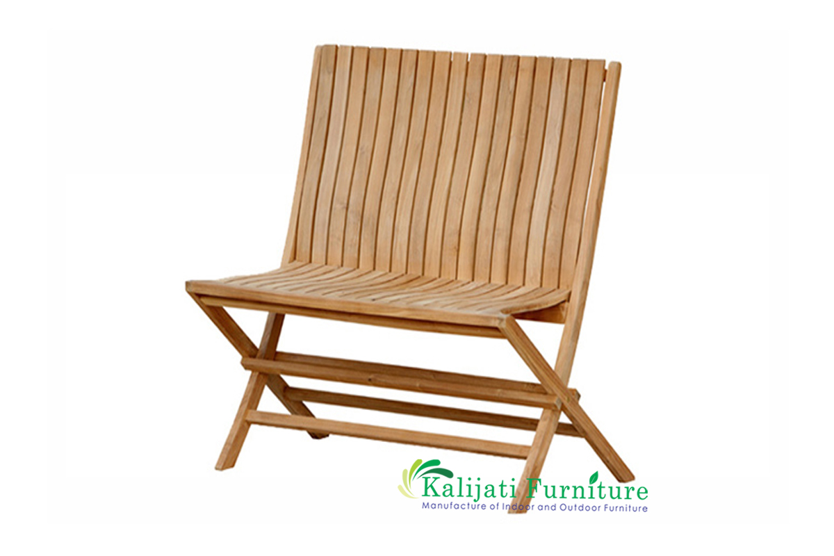 Superb Miami Folding Bench Kalijati Furniture Jepara Andrewgaddart Wooden Chair Designs For Living Room Andrewgaddartcom