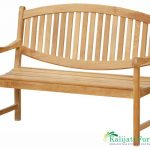Oval Bench 2