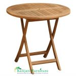 Round Folding Table 1