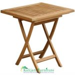 Square Folding Table 2