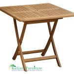 Square Folding Table 3