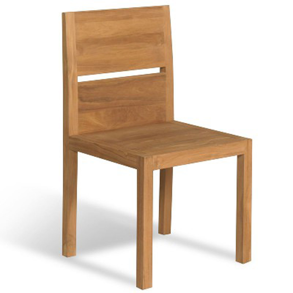 Teak Wood Bistro Chair
