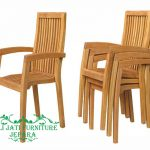 Casagrande Stacking Chair