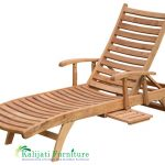 Horison Sun Lounger With Arm