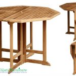 Octagonal Gateleg Table
