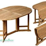 Oval Gateleg Table