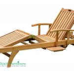 Richmond Sun Lounger With Arm