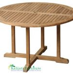 Round Pedestal Table 2