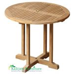 Round Pedestal Table 3