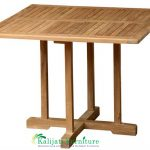 Square Pedestal Table 1