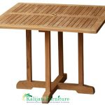 Square Pedestal Table 2